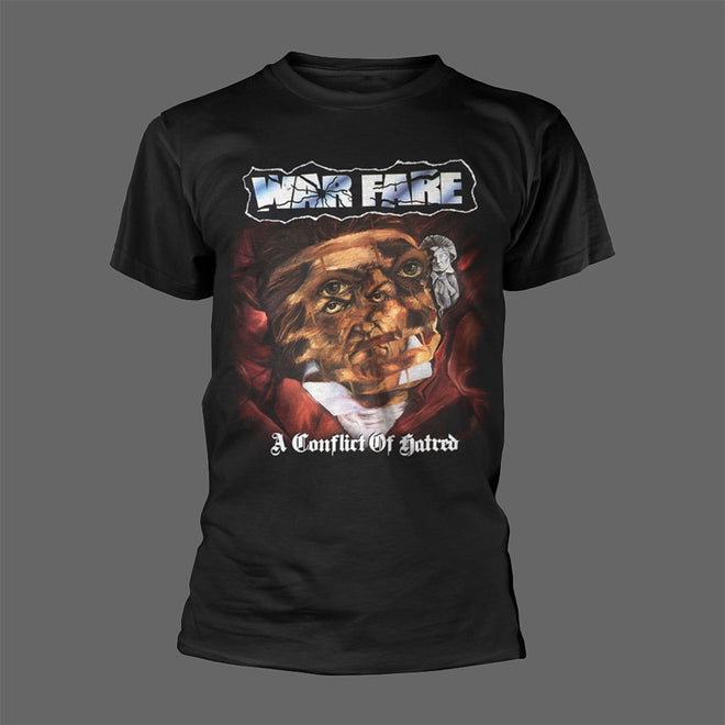 Warfare - A Conflict of Hatred (T-Shirt)