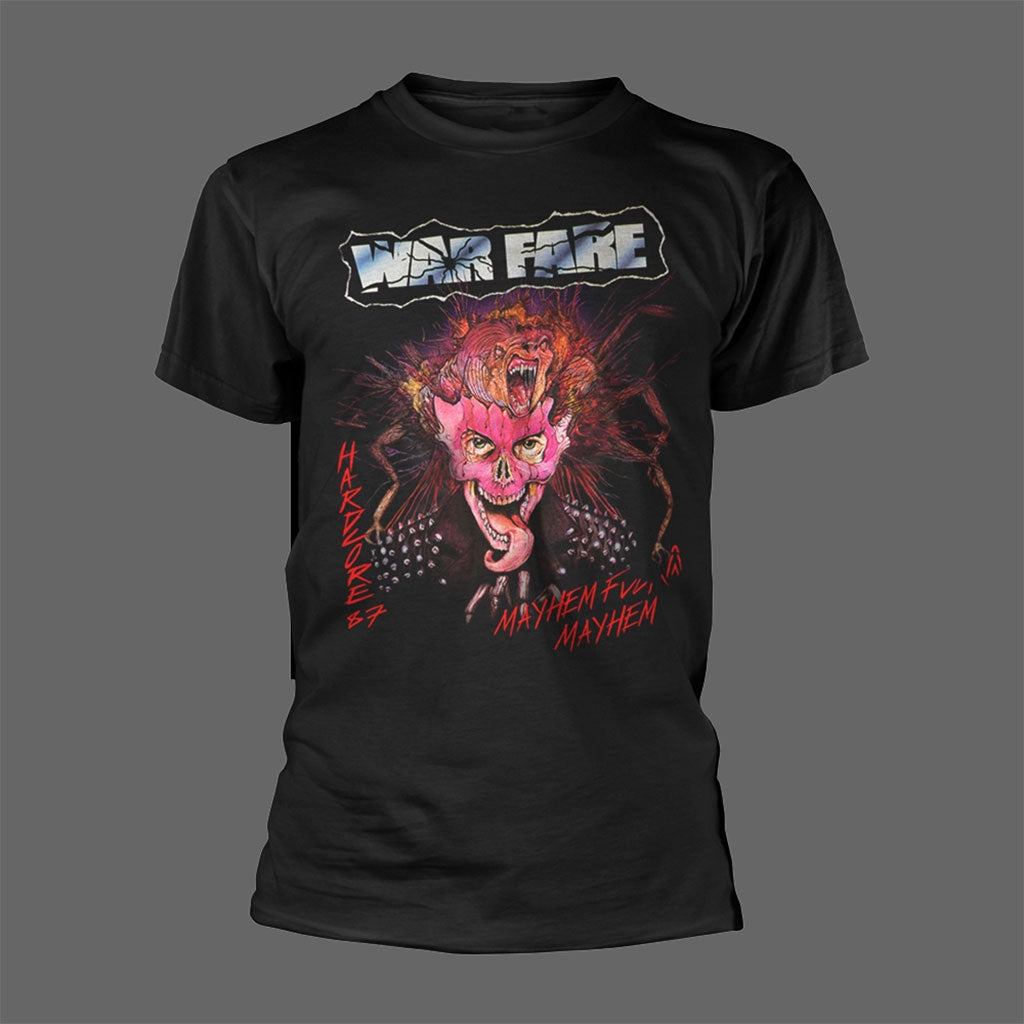 Warfare - Mayhem Fuckin' Mayhem (T-Shirt)