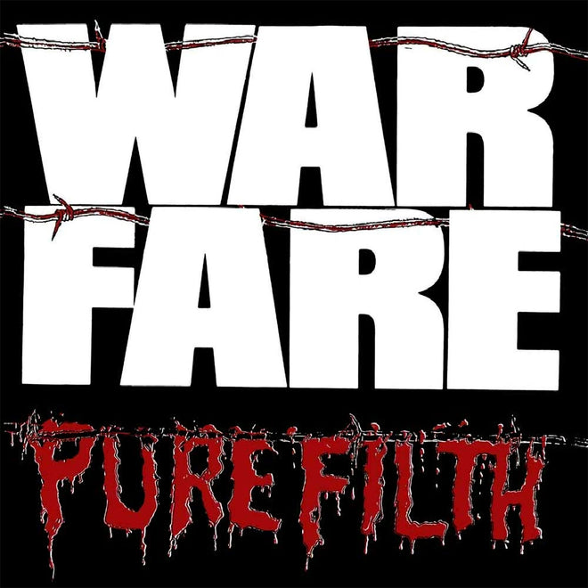 Warfare - Pure Filth (2018 Reissue) (Digipak CD)