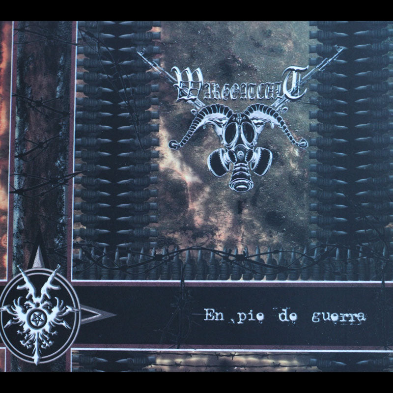 Wargoatcult - En pie de guerra (Digipak CD)