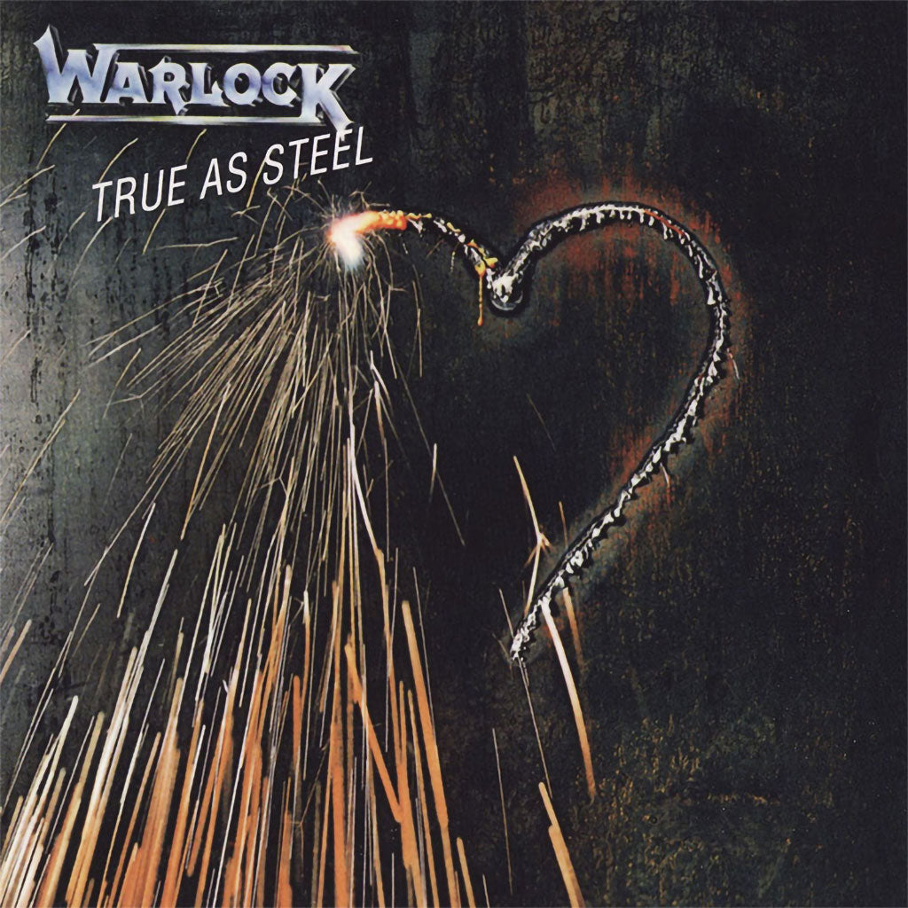 Warlock - True as Steel (2012 Reissue) (CD)