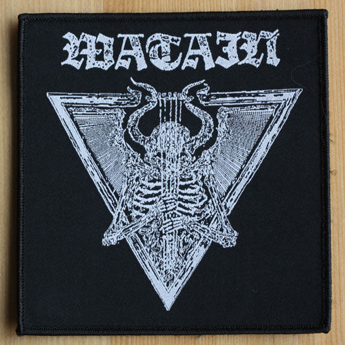 Watain - Lawless Darkness (Woven Patch)
