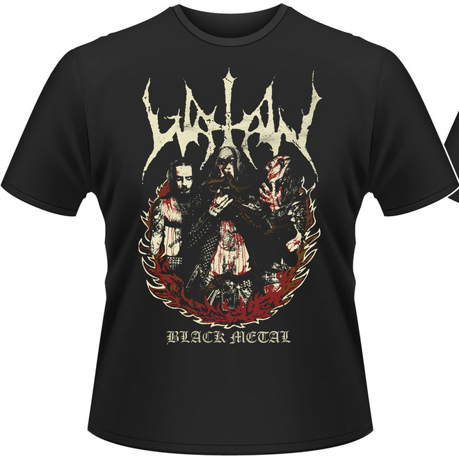 Watain - Vintage Fire / Lay Down Your Souls for Watain (T-Shirt)