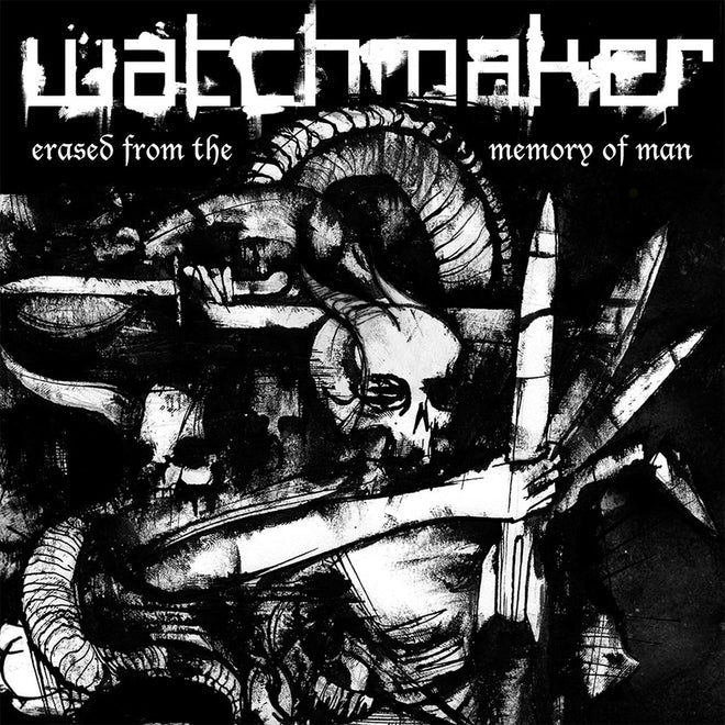 Watchmaker - Erased from the Memory of Man (CD)