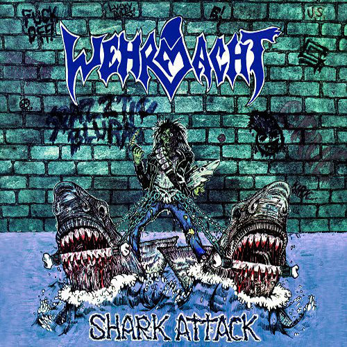Wehrmacht - Shark Attack (2010 Reissue) (Digipak CD)