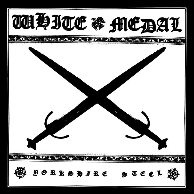 White Medal - Yorkshire Steel (CD)