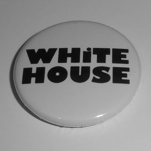 Whitehouse - Black Logo (Badge)