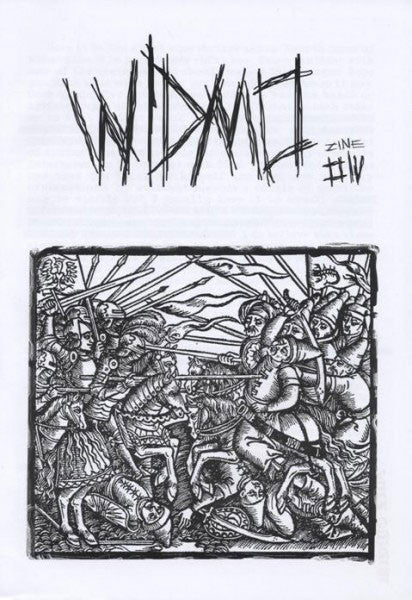 Widmo - Issue 4 (Zine)