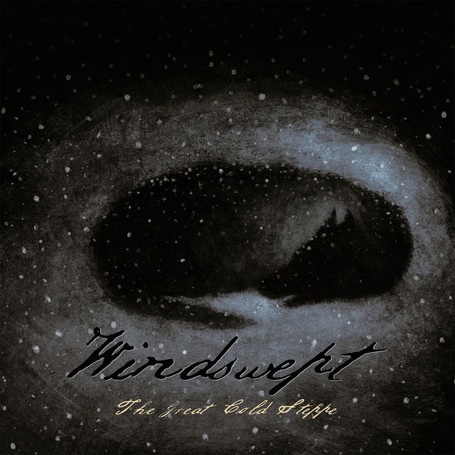 Windswept - The Great Cold Steppe (CD)