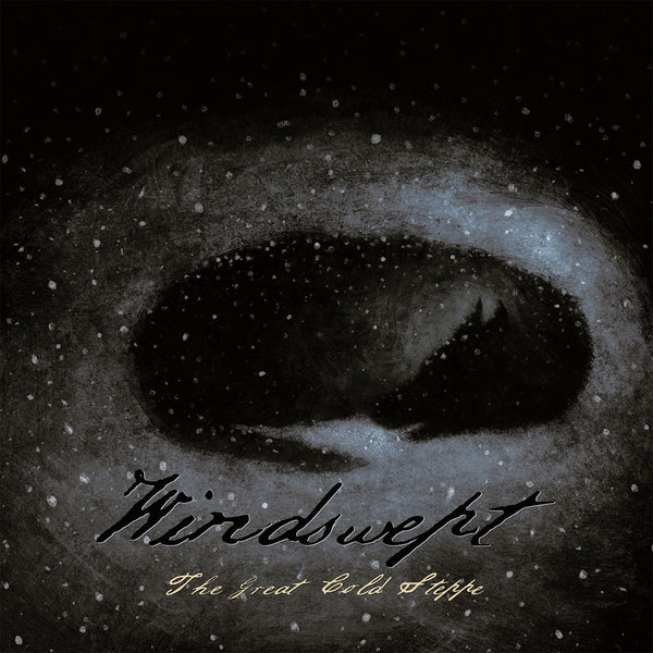 Windswept - The Great Cold Steppe (LP)