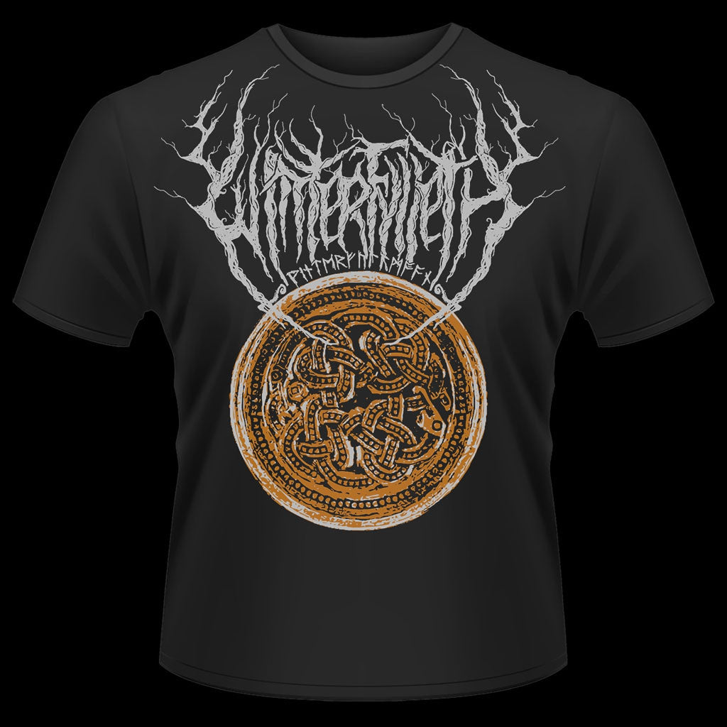 Winterfylleth - Sutton Hoo Belt Buckle (T-Shirt)
