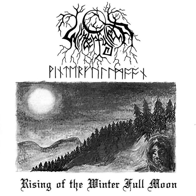 Winterfylleth - Rising of the Winter Full Moon (CD-R)