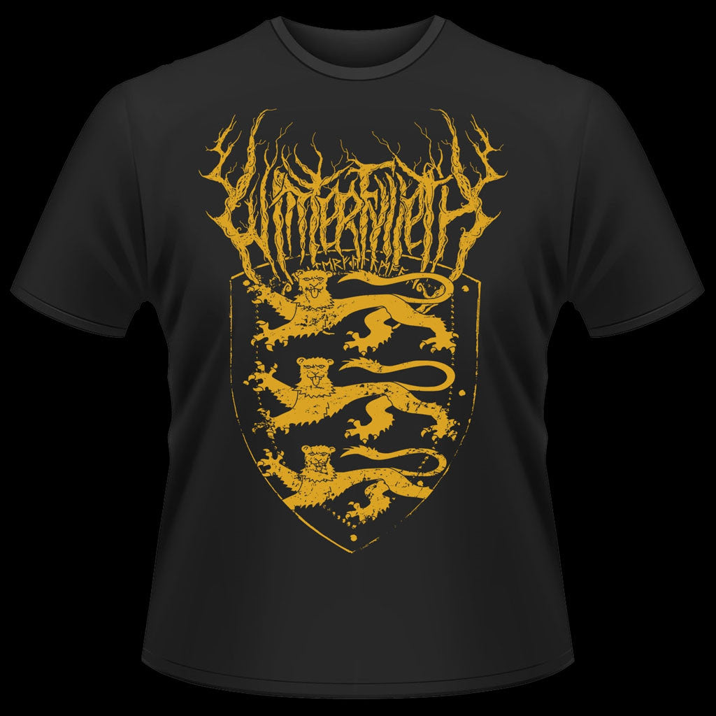 Winterfylleth - Three Lions (Royal Arms of England) (T-Shirt)