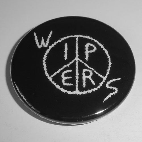 Wipers - White Logo (Badge)