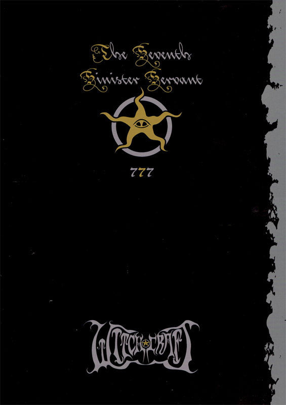 Witchcraft - Issue 7 (The Seventh Sinister Servant) (Zine)