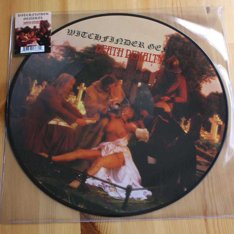 Witchfinder General - Death Penalty (Record Store Day 2017) (Picture Disc LP)