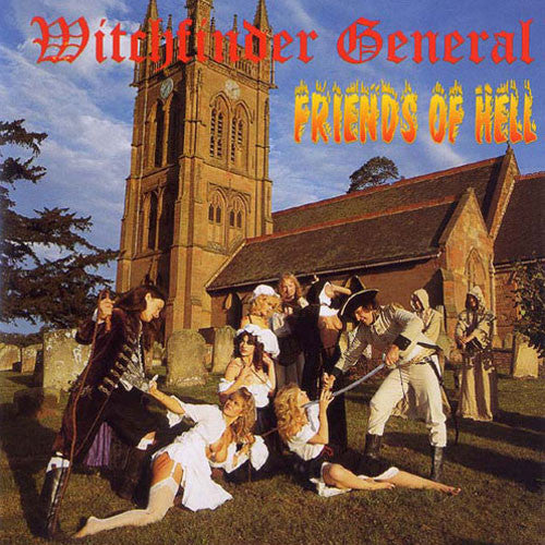 Witchfinder General - Friends of Hell (CD)