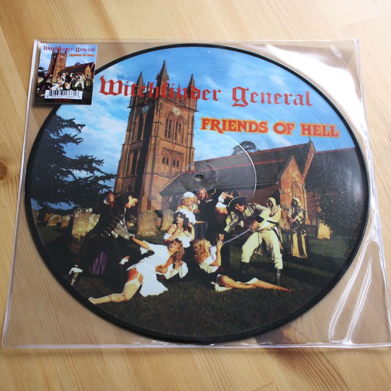 Witchfinder General - Friends of Hell (Record Store Day 2017) (Picture Disc LP)