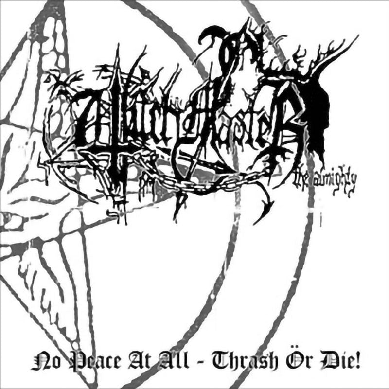 Witchmaster - No Peace at All / Thrash or Die (CD)