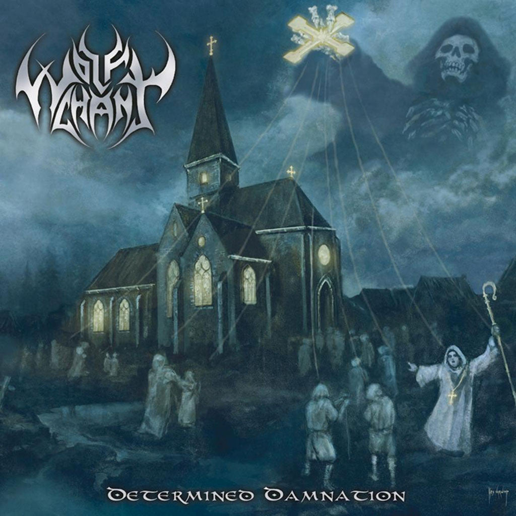 Wolfchant - Determined Damnation (CD)