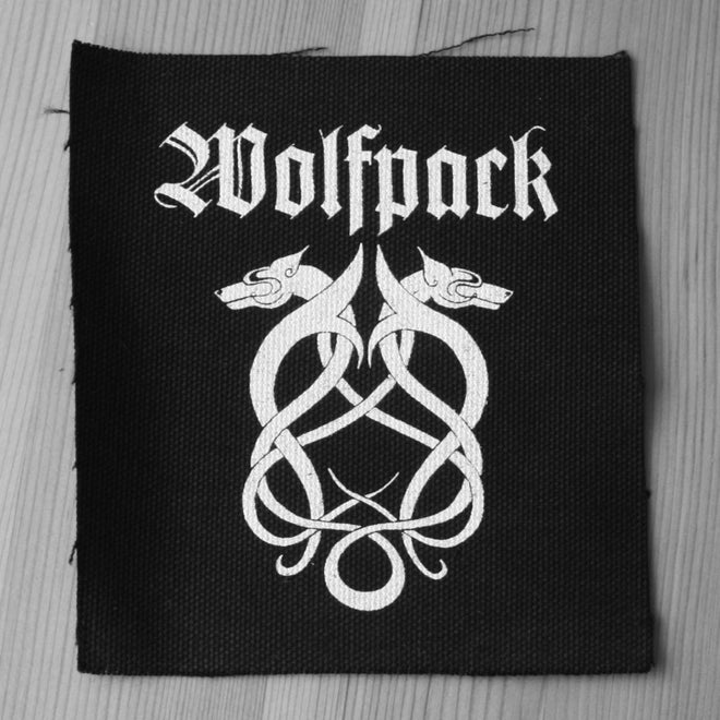 Wolfpack - Hellhound Warpig (Printed Patch)