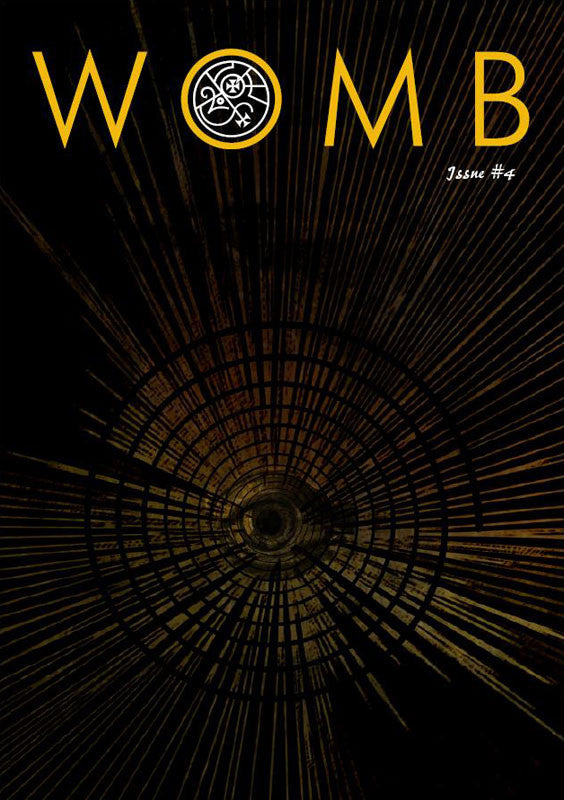 Womb - Issue 4 (Zine)