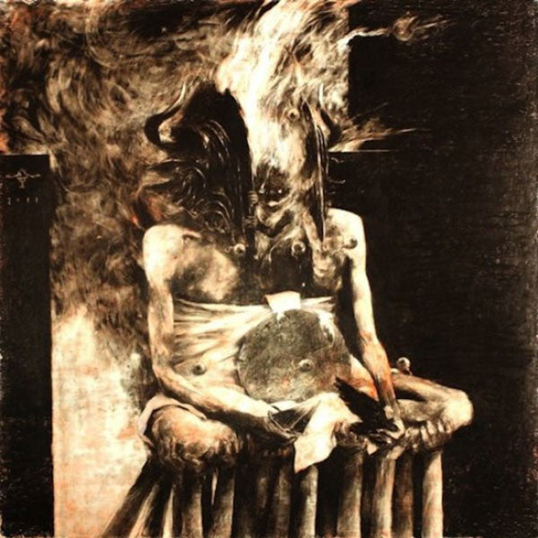 Wrathprayer - The Sun of Moloch: The Sublimation of Sulphur's Essence Which Spawned Death and Life (LP)