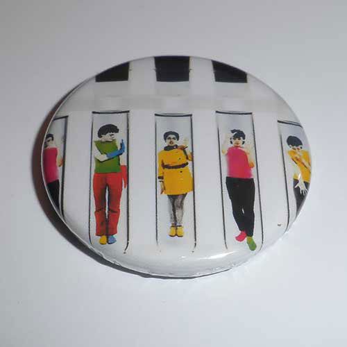 X-Ray Spex - Germfree Adolescents (Badge)
