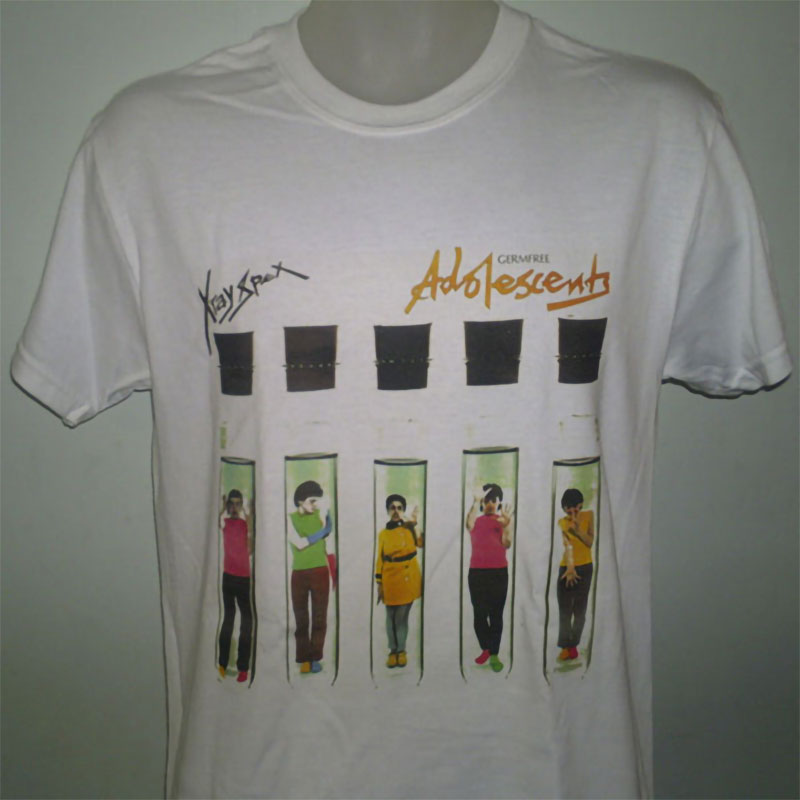 X-Ray Spex - Germfree Adolescents (T-Shirt)