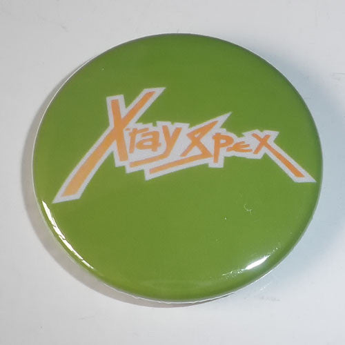 X-Ray Spex - Logo (Badge)