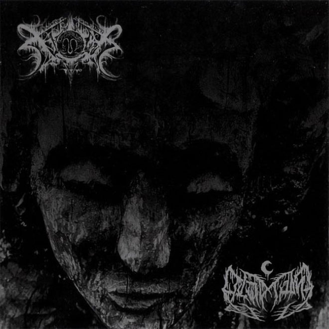 Xasthur / Leviathan - Split (2009 Reissue) (CD)