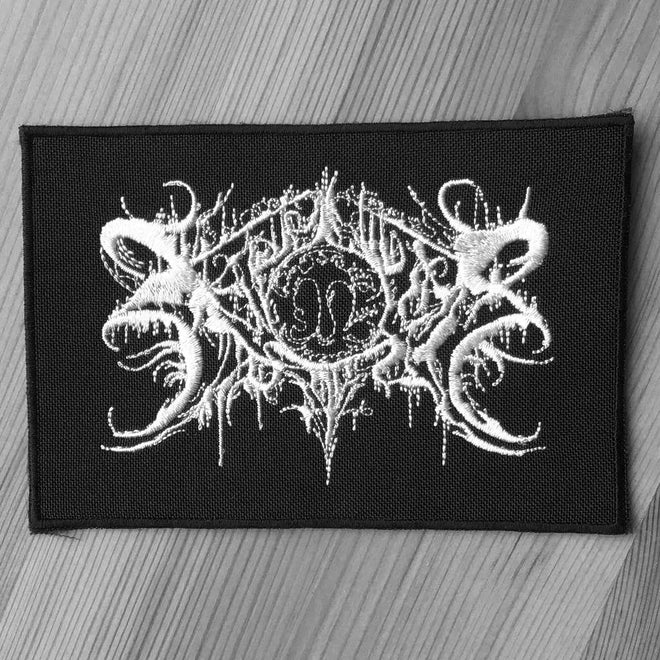 Xasthur - Logo (Embroidered Patch)