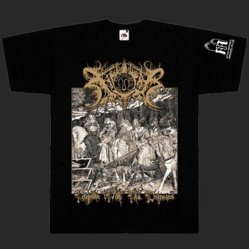 Xasthur Telepathic With The Deceased T Shirt Todestrieb