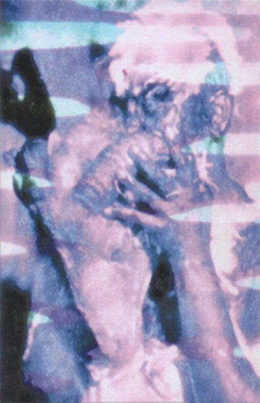 Xyxicylum T'Mullscri Aixablest Phydvridn Av - Ritual Part I: Channeling the Caterwauls from the Spheres of Negative Existence (Cassette)