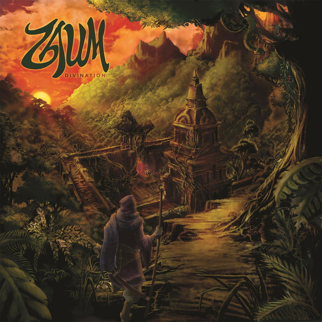 Zaum - Divination (Digipak CD)