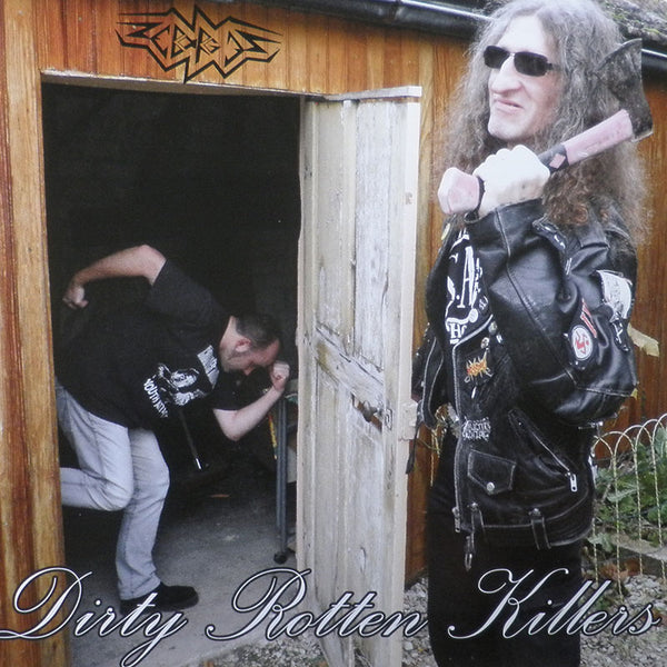 Zebarges - Dirty Rotten Killers (CD)