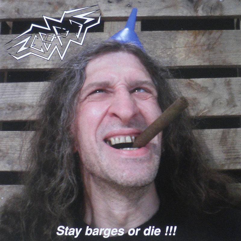 Zebarges - Stay Barges or Die (CD)