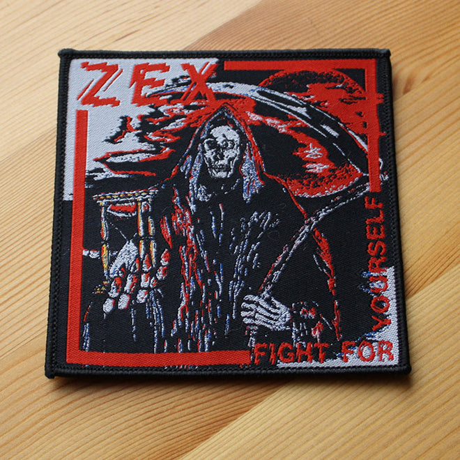 Zex - Fight for Yourself (Woven Patch)