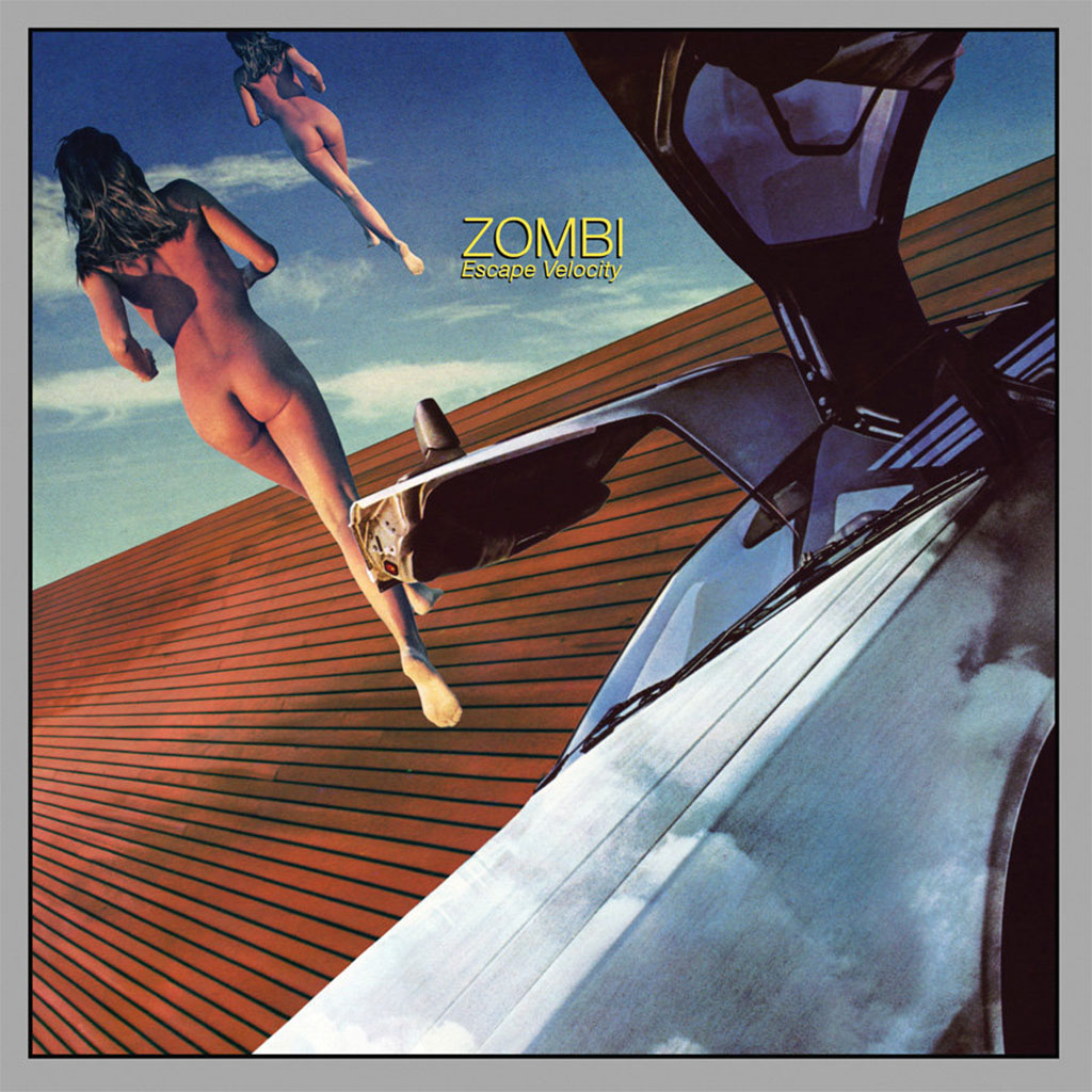 Zombi - Escape Velocity (Digipak CD)