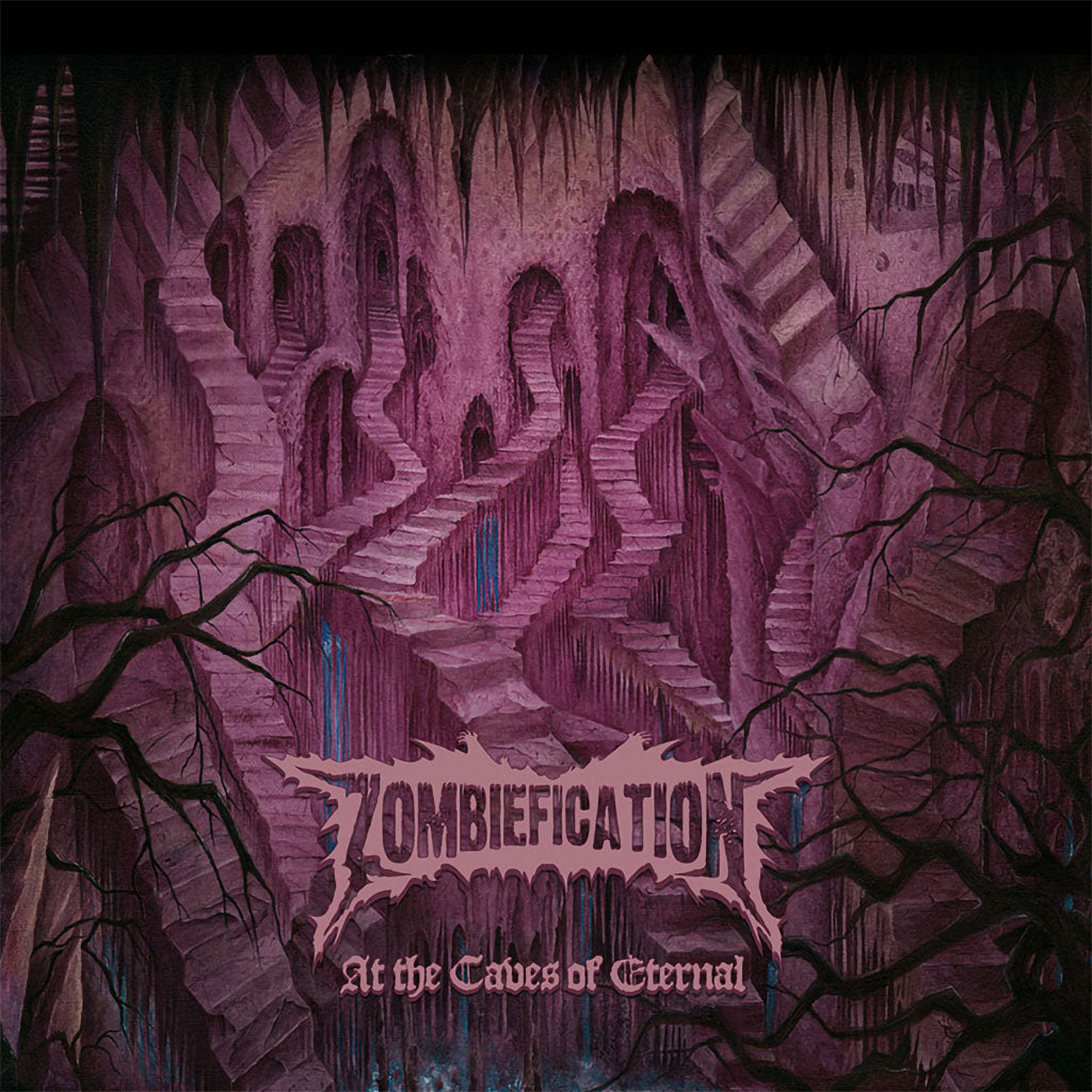 Zombiefication - At the Caves of Eternal (Digipak CD)