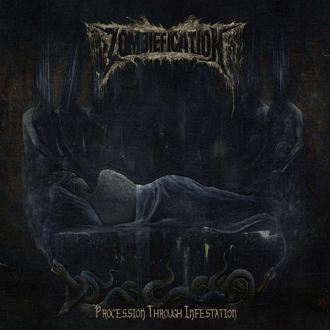 Zombiefication - Procession Through Infestation (LP)