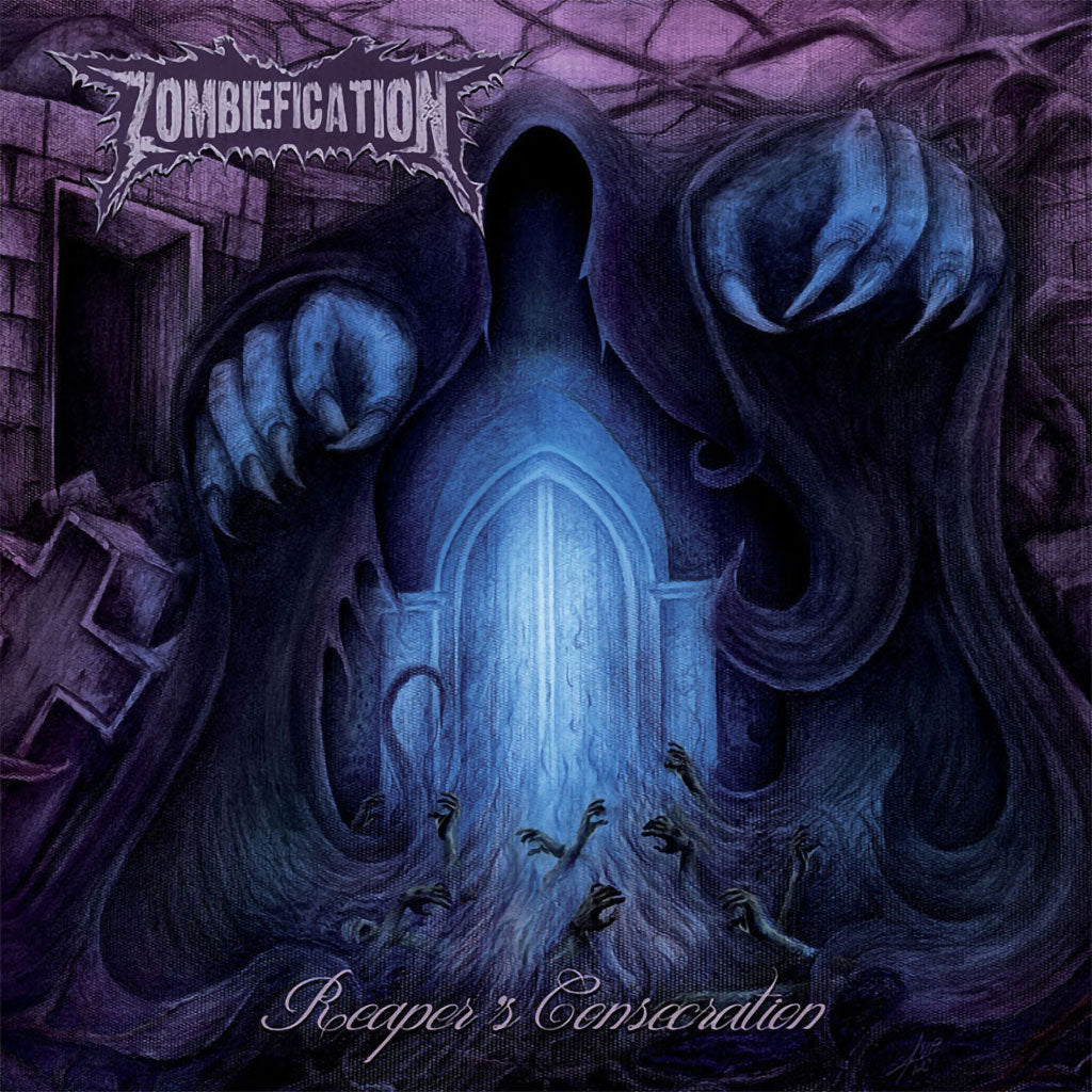 Zombiefication - Reaper's Consecration (CD)