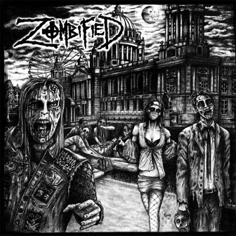 Zombified - Outbreak (CD)