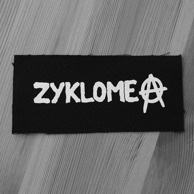 Zyklome A - Logo (Printed Patch)