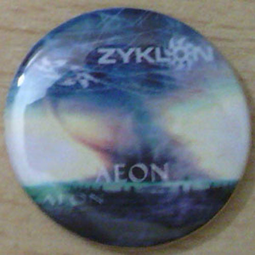 Zyklon - Aeon (Badge)