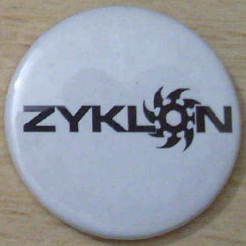 Zyklon - Black Logo (Badge)
