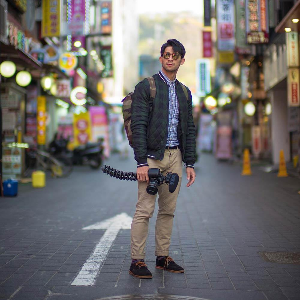 Dream with... optimistic adventurer and vlogger Wil Dasovich