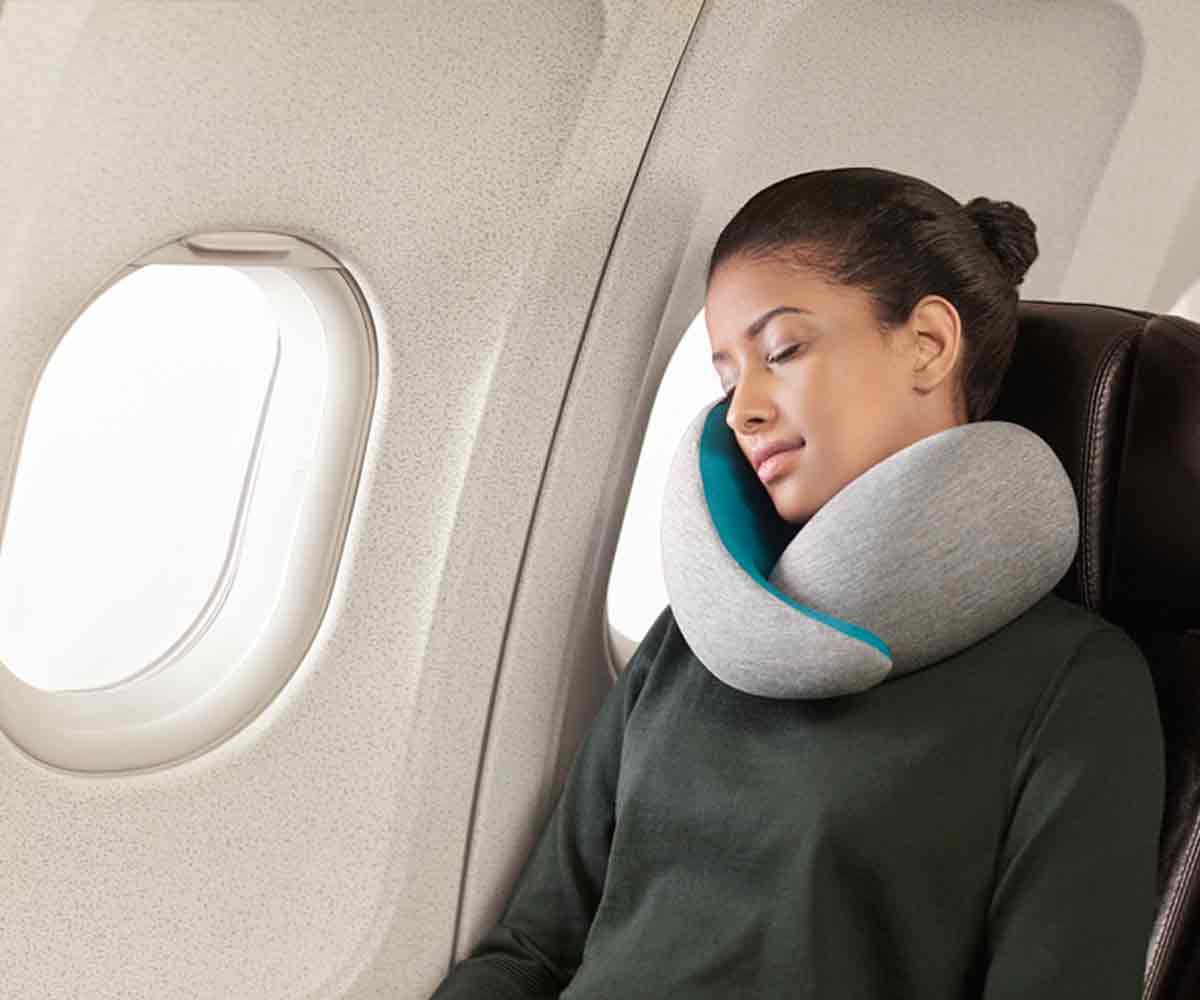 5 Ways To Make A Plane Journey More Comfortable After