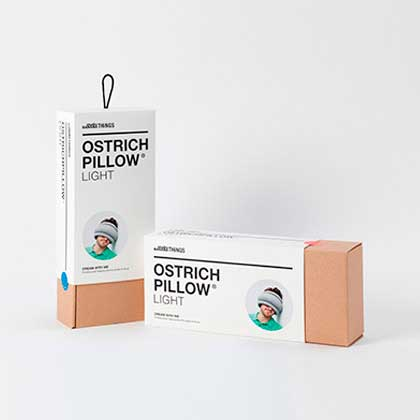 OSTRICHPILLOW® good packaging