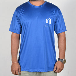 Blue Corporate T-Shirt